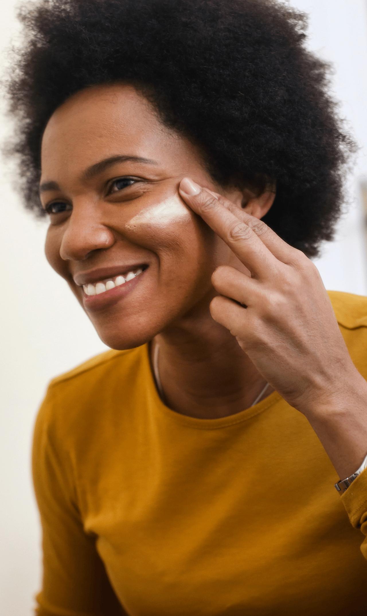 skincare for afro women