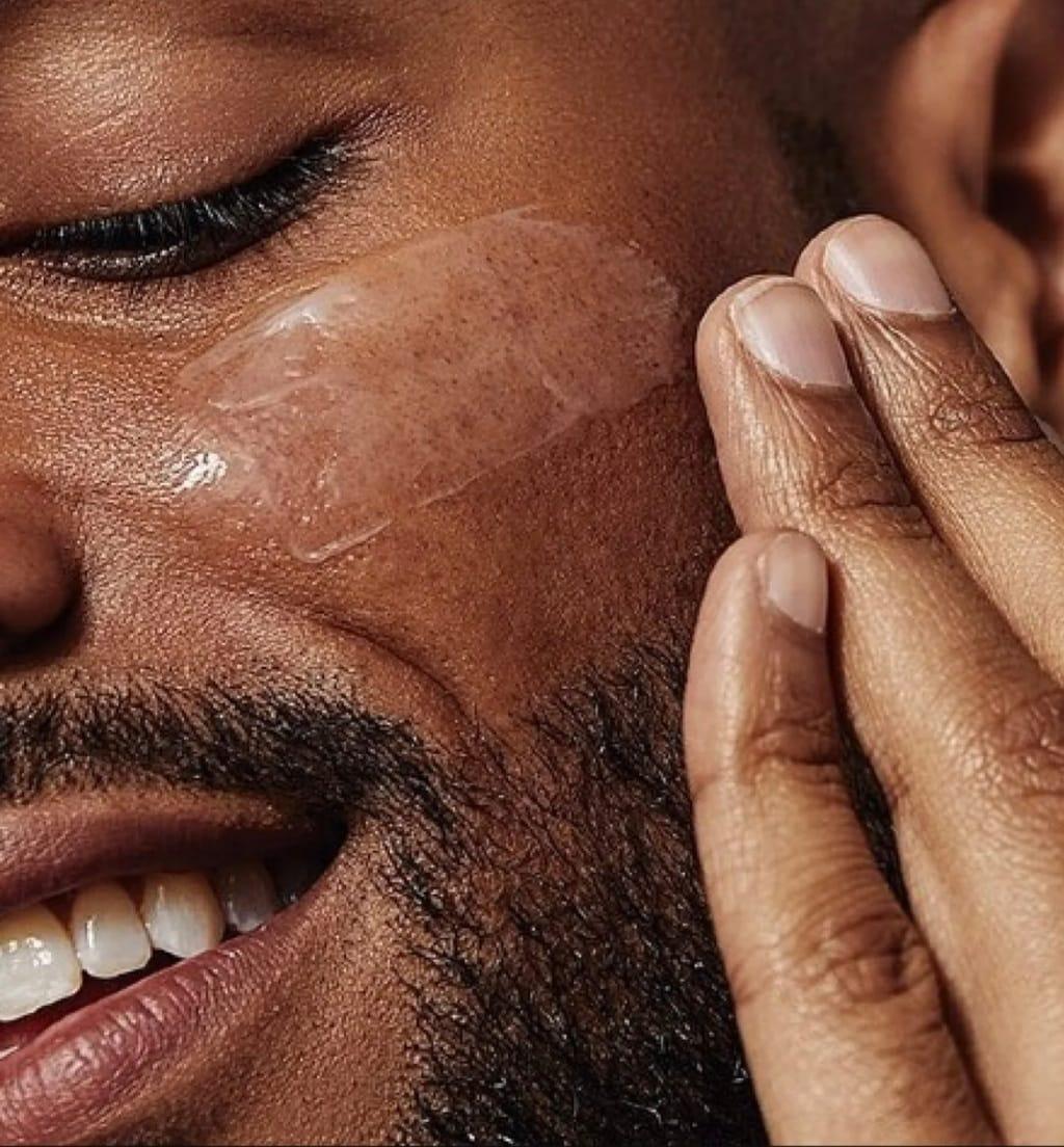 black men skincare
