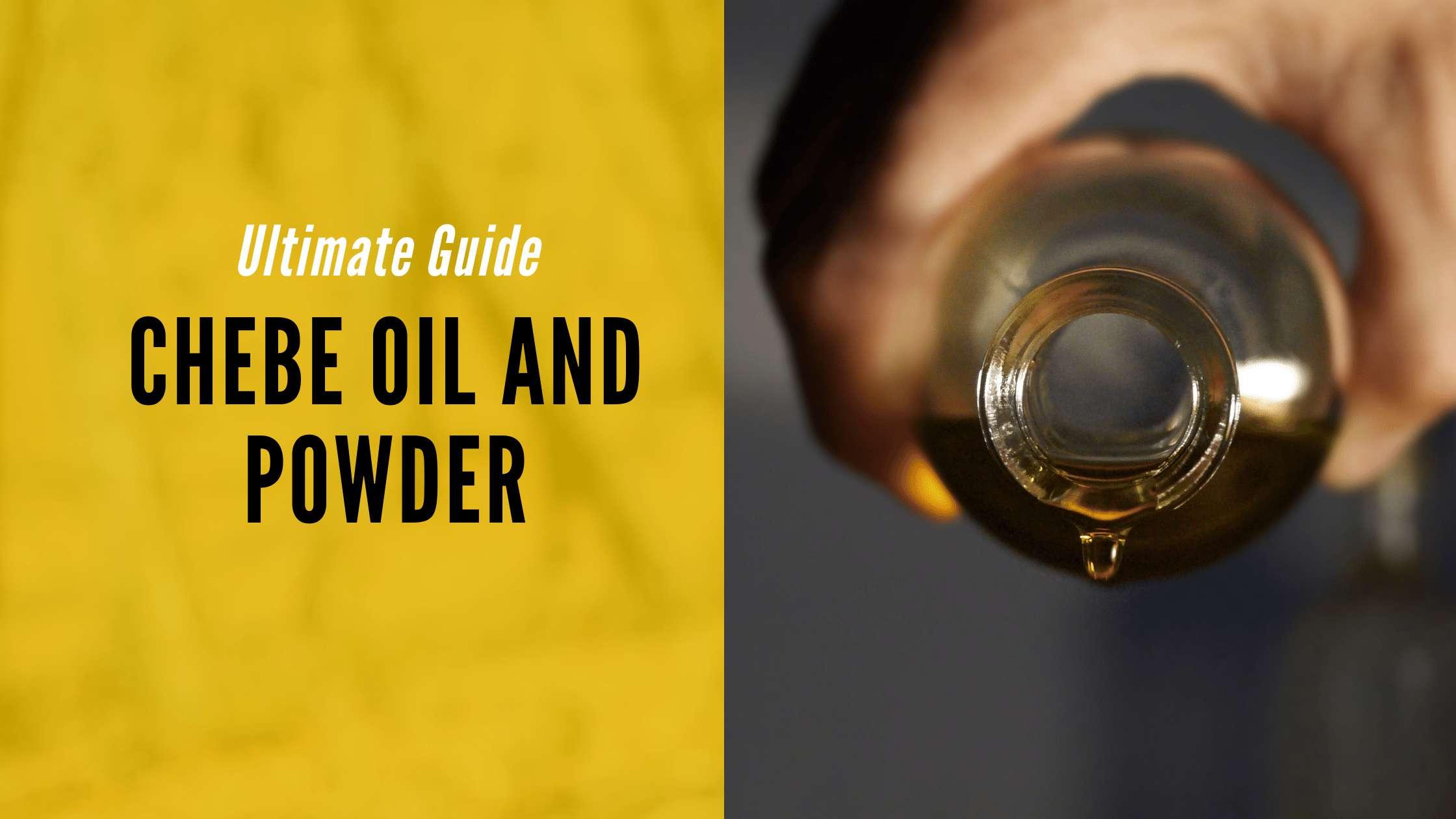 chebe oil